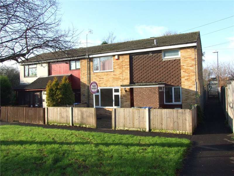3 Bedrooms Semi Detached House for sale in Foyle Avenue, Chaddesden, Derby, Derbyshire, DE21