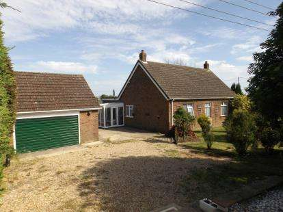 2 Bedrooms Bungalow for sale in Hobhole Bank, Old Leake, Boston, Lincolnshire