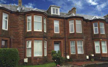 3 Bedrooms Flat for sale in Welbeck Crescent, Troon