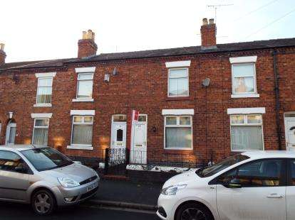 2 Bedrooms Terraced House for sale in Minshull New Road, Crewe, Cheshire