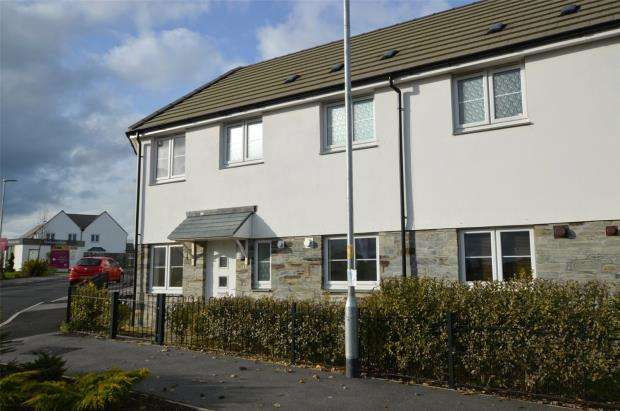 3 Bedrooms Semi Detached House for sale in Figgy Road, Quintrell Downs, Newquay, Cornwall
