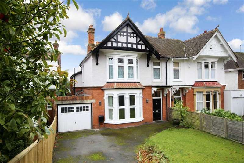 5 Bedrooms Property for sale in Belmont Crescent, Old Town, Swindon