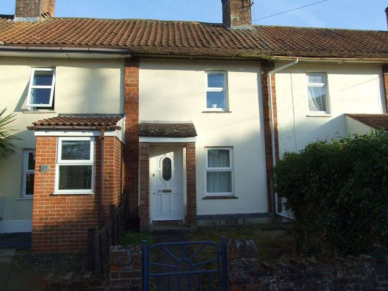 2 Bedrooms Terraced House for sale in Alfred Street, Westbury