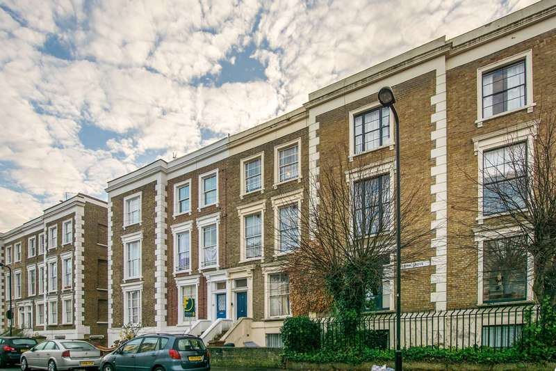 5 Bedrooms Flat for sale in Albion Grove, Stoke Newington, N16