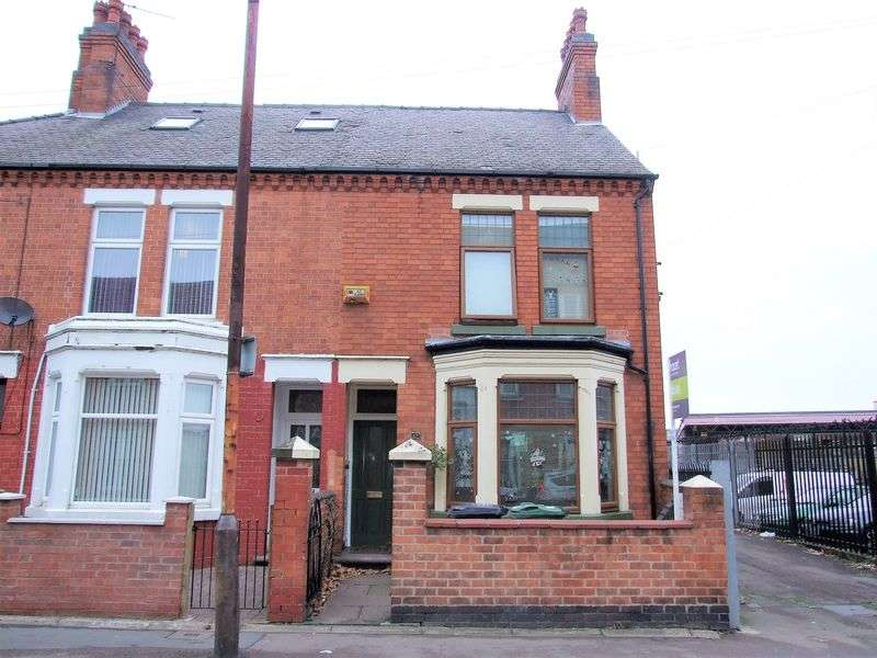 6 Bedrooms Semi Detached House for sale in Nottingham Road, Loughborough