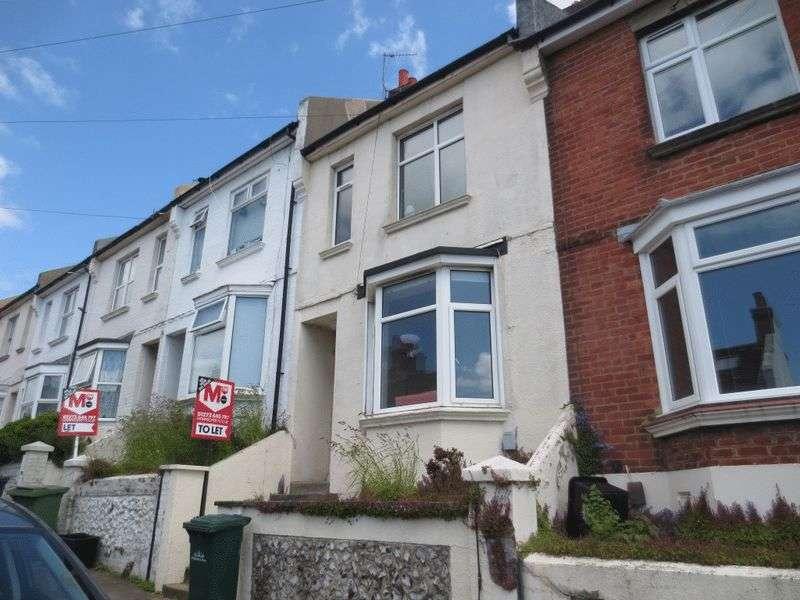 4 Bedrooms Terraced House for rent in Ewhurst Road, Brighton