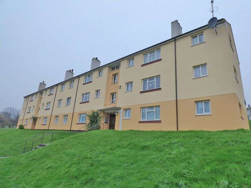 2 Bedrooms Flat for sale in Wingfield Road, Plymouth
