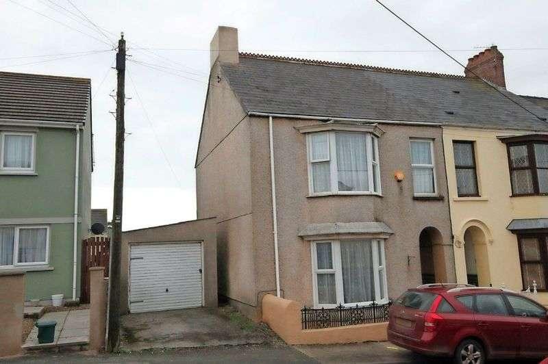 3 Bedrooms House for sale in Treowen Road, Pembroke Dock