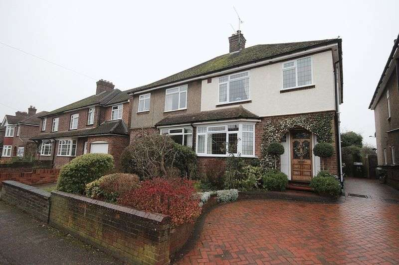 3 Bedrooms Detached House for sale in Grange Road, Ampthill