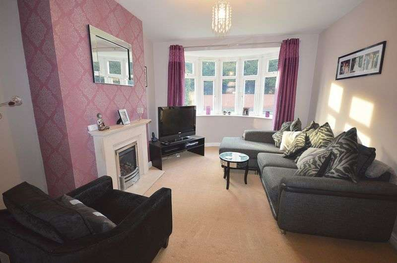 3 Bedrooms Semi Detached House for sale in Moorfield Road, Widnes