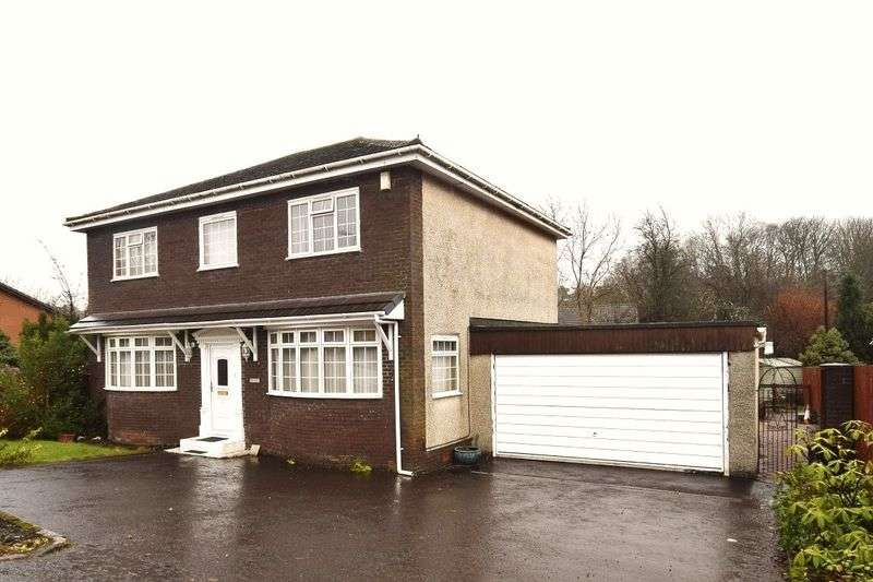 4 Bedrooms Detached House for sale in Abbeygreen, Lanark