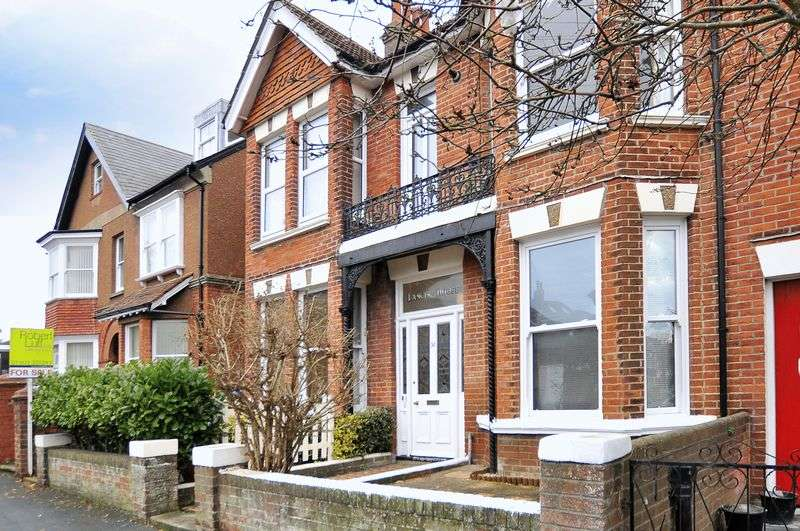 1 Bedroom Flat for sale in Salisbury Road, Worthing