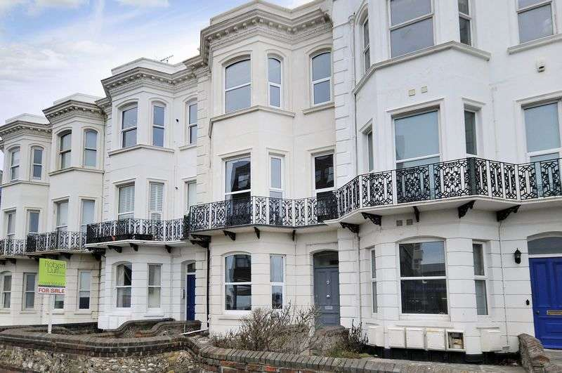 4 Bedrooms Terraced House for sale in Brighton Road, Worthing