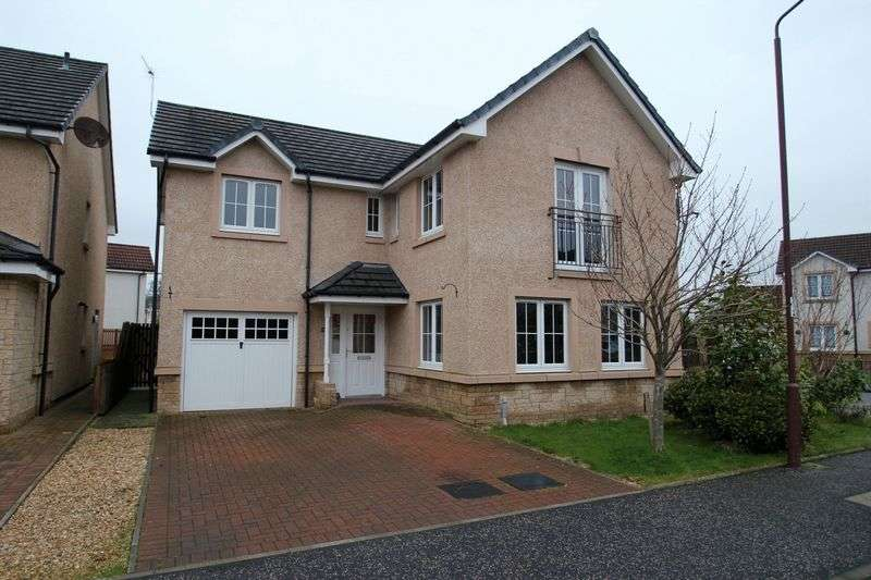 4 Bedrooms Detached House for sale in Sandpiper Meadow, Alloa