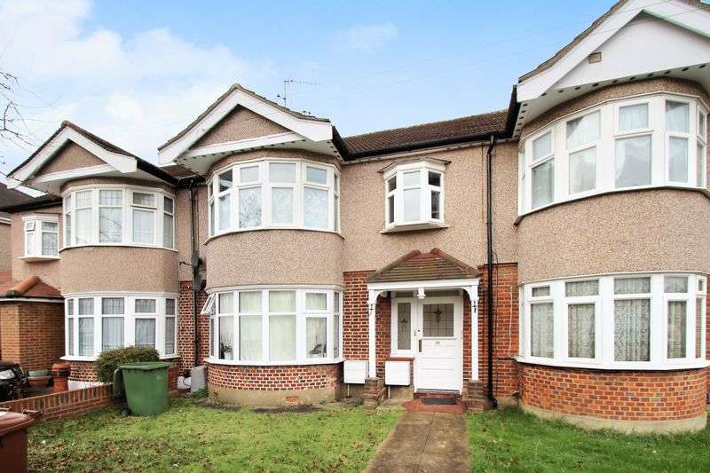 1 Bedroom Flat for sale in Dorchester Avenue, North Harrow