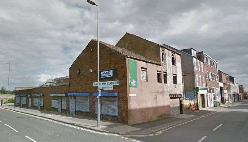 Property for sale in Units 2-3 Coroville Buildings & 36-37 Villiers Street, Sunderland