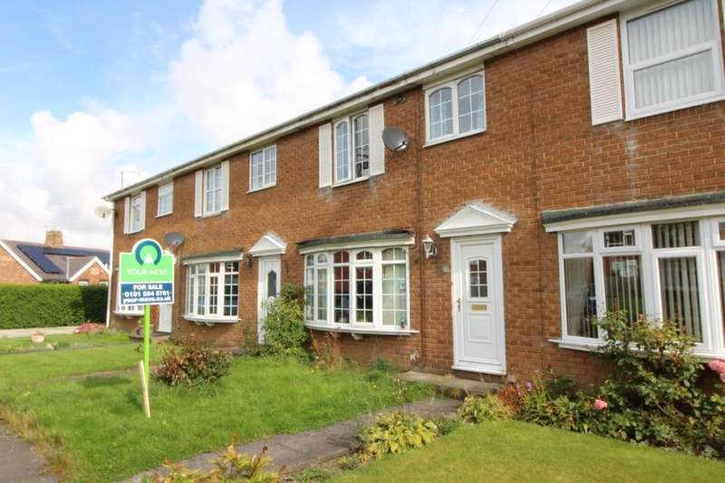 3 Bedrooms Semi Detached House for sale in Drysdale Court, Brunswick Village, Newcastle Upon Tyne, NE13