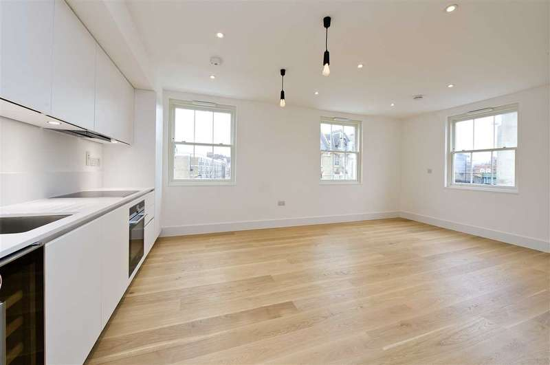 2 Bedrooms Flat for sale in Richford Street, Cornerstone House, Hammersmith