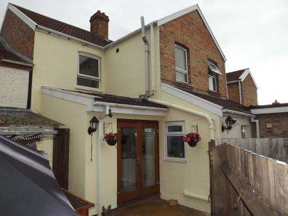 3 Bedrooms End Of Terrace House for sale in Puriton, Bridgwater, Somerset