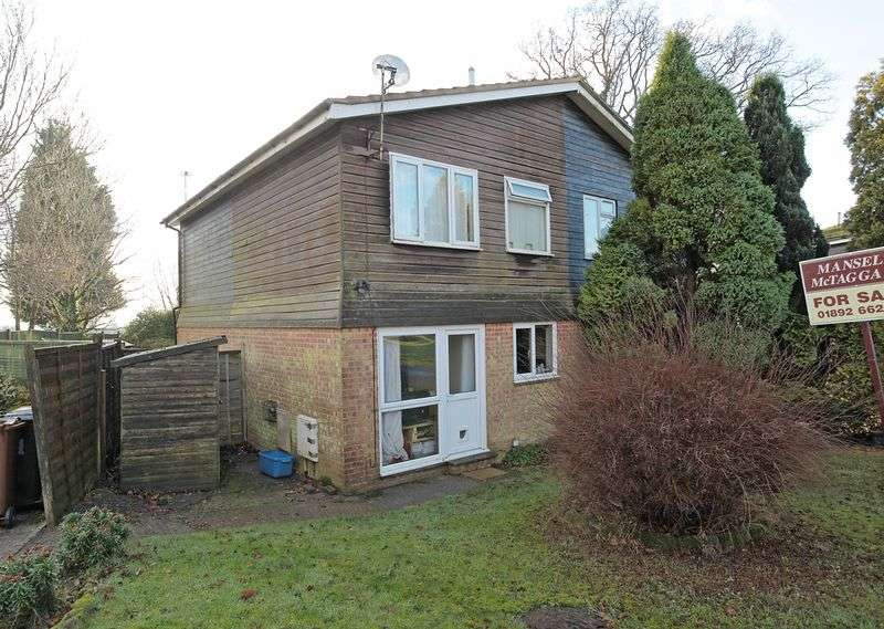 1 Bedroom Semi Detached House for sale in Wolfe Close, Crowborough, East Sussex