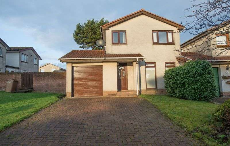 3 Bedrooms Detached House for sale in Anderson Green, Deerpark, Livingston EH54 8PW