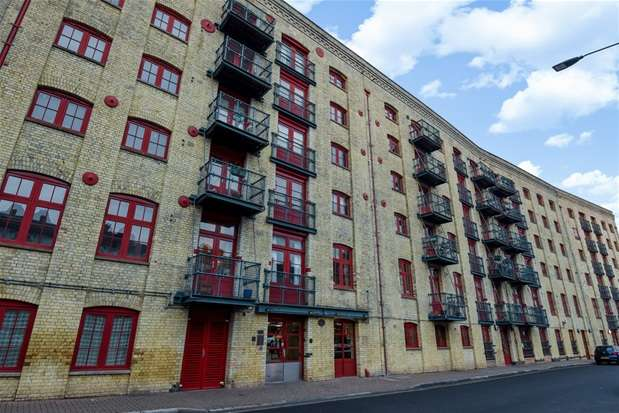 2 Bedrooms Flat for sale in Globe Wharf, 205 Rotherhithe Street