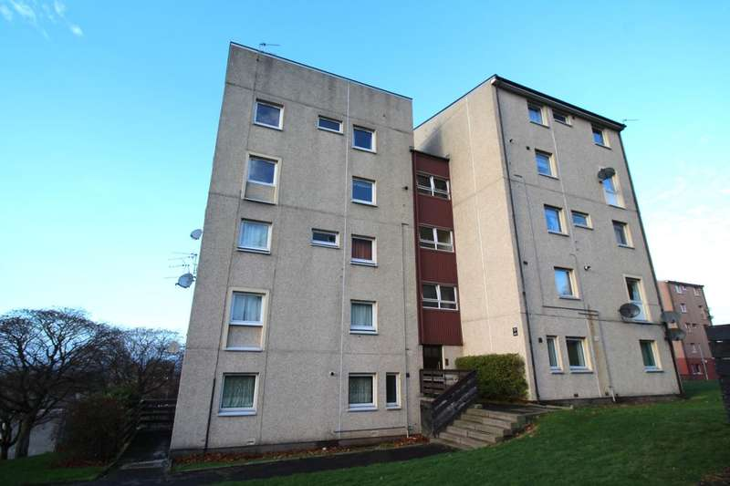 2 Bedrooms Flat for sale in Lossie Place, Dundee, DD2