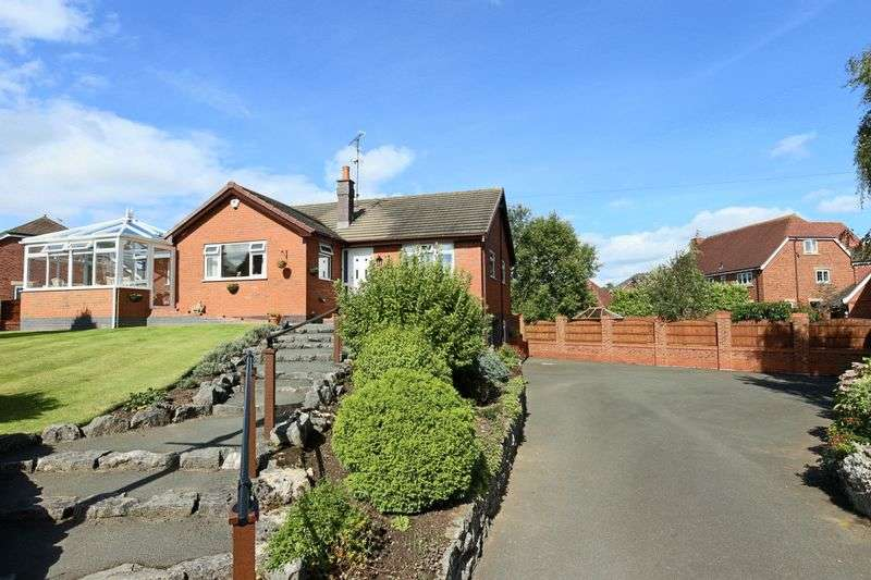 3 Bedrooms Detached Bungalow for sale in Audlem Road, Woore