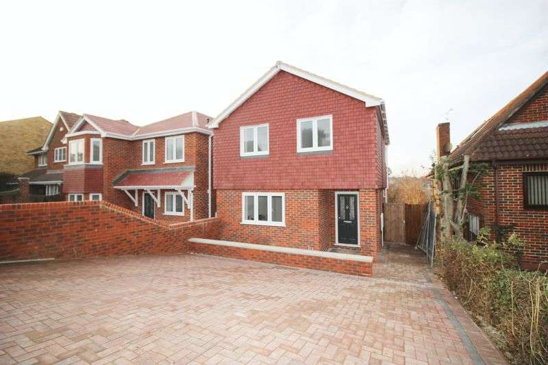 4 Bedrooms Detached House for sale in Lords Wood Lane, Lordswood