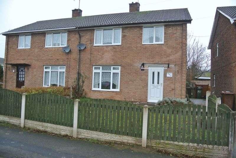 3 Bedrooms Semi Detached House for sale in Egmanton Road, Mansfield