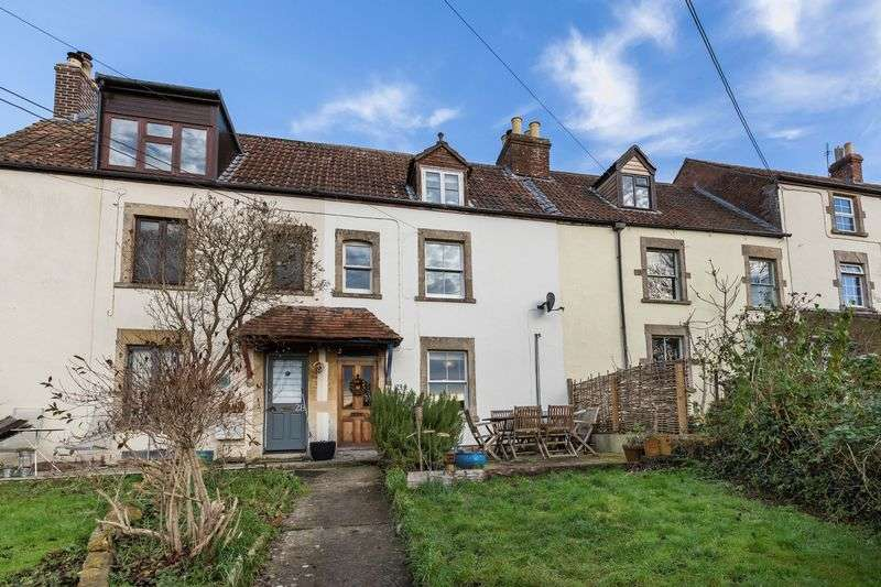 3 Bedrooms Terraced House for sale in Innox Hill, Frome