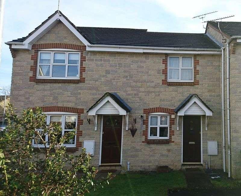 2 Bedrooms Terraced House for sale in Cheltenham Drive, Chippenham