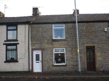 2 Bedrooms Terraced House for sale in Blackamoor Road, Guide, Blackburn, Lancashire