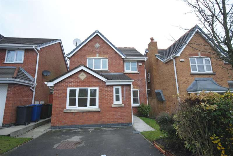 3 Bedrooms Property for sale in Bannister Way, Wigan