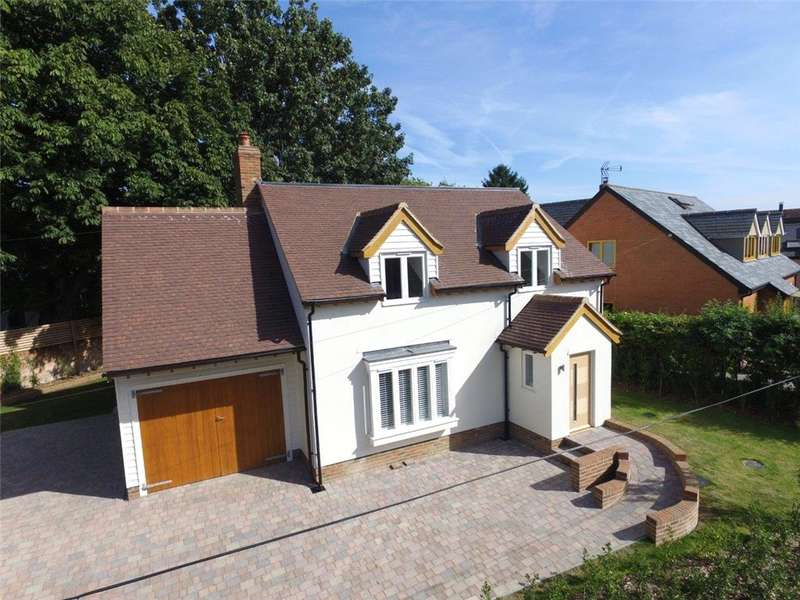 4 Bedrooms Detached House for sale in Furneux Pelham