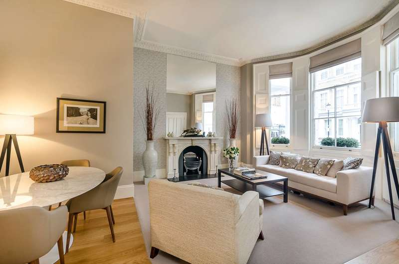 2 Bedrooms Maisonette Flat for sale in Onslow Gardens, South Kensington, SW7