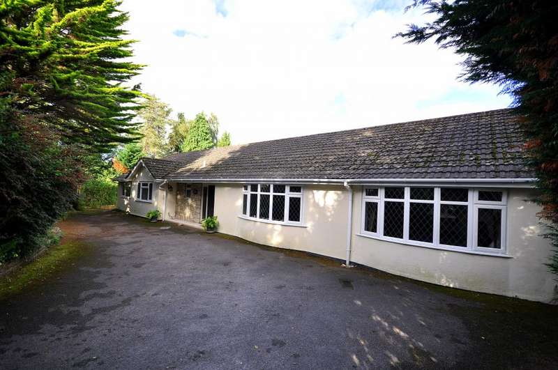 6 Bedrooms Detached Bungalow for sale in Ashley Heath, Ringwood, BH24 2JP