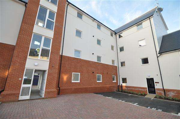2 Bedrooms Apartment Flat for sale in Tydemans, Chelmsford