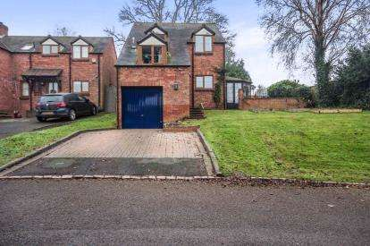 3 Bedrooms Detached House for sale in Parsonage Close, Bishops Tachbrook, Leamington Spa, England