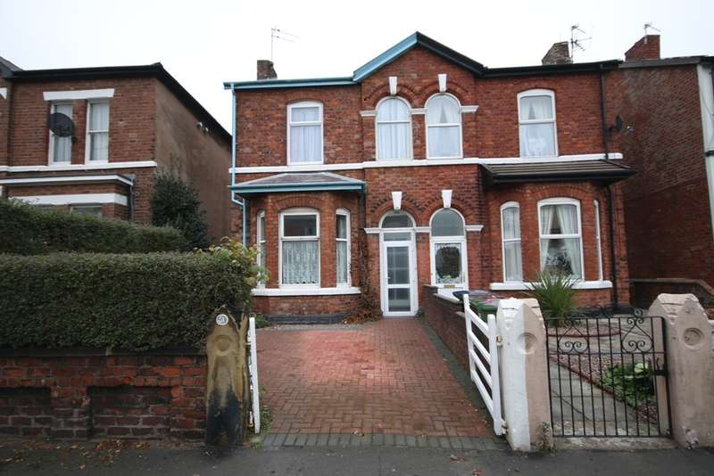 3 Bedrooms Semi Detached House for sale in Southbank Road, Southport
