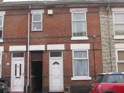 4 Bedrooms Terraced House for sale in Clifford Street, Derby, Derbyshire