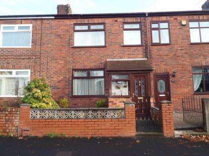 3 Bedrooms Terraced House for sale in West Street, Ince, Wigan, Greater Manchester, WN2