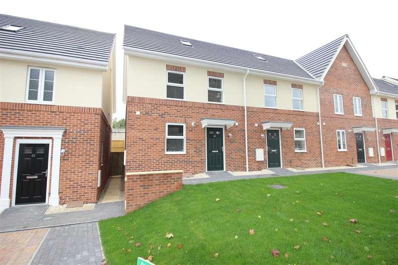 3 Bedrooms Property for sale in Newburn Crescent, Swindon