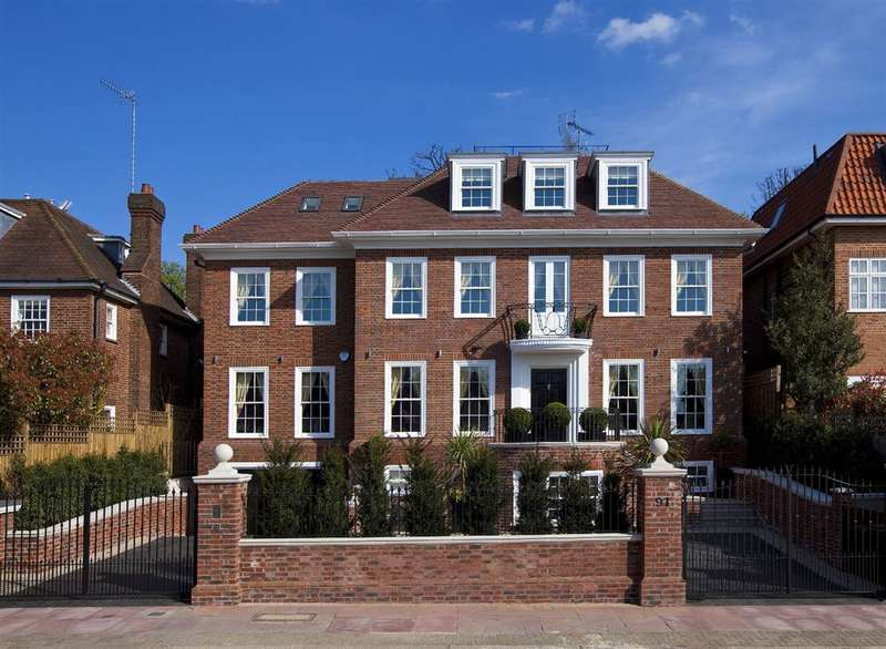 6 Bedrooms House for sale in West Heath Road, Hampstead, NW3