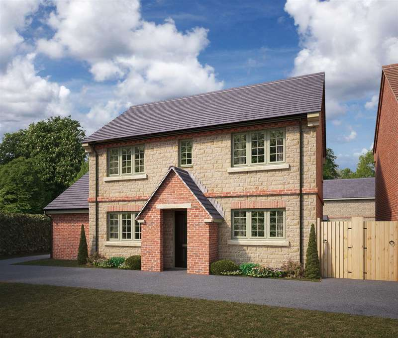 3 Bedrooms Property for sale in The Hemming, Bell Meadow, Sand Pit Road, Calne