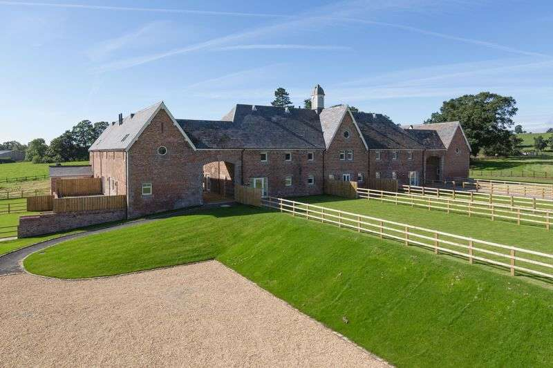 3 Bedrooms Property for sale in Bulkeley Grange Barns, Cheshire
