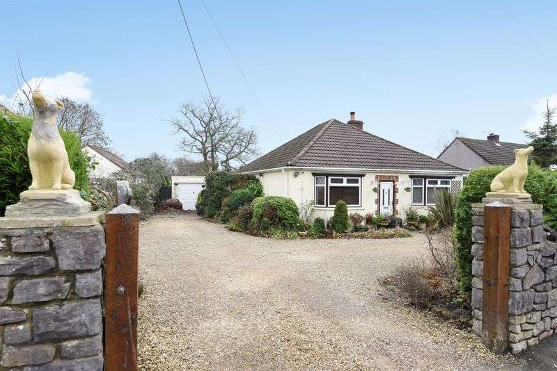 3 Bedrooms Detached Bungalow for sale in North Road, Yate, Bristol