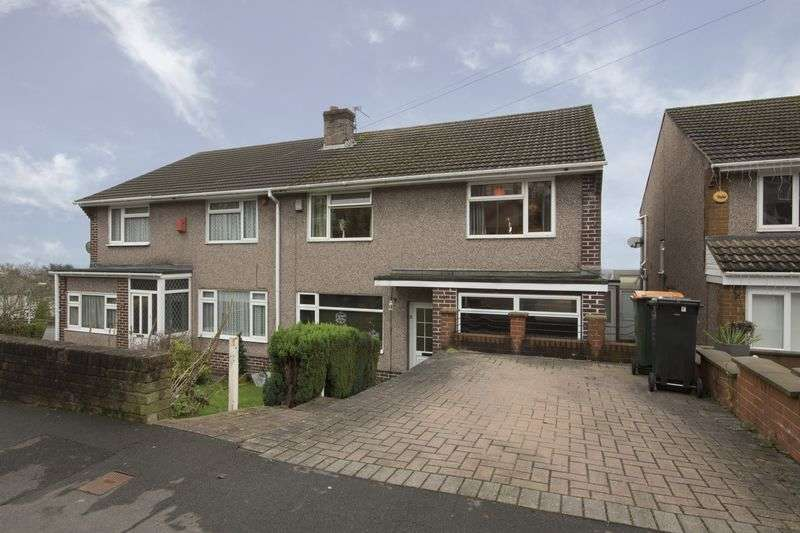 4 Bedrooms Semi Detached House for sale in Lansdowne Road, Newport
