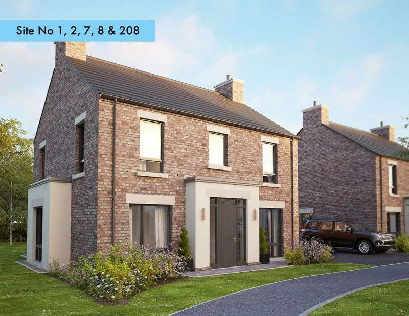 4 Bedrooms Detached House for sale in The Hollows, Craigavon