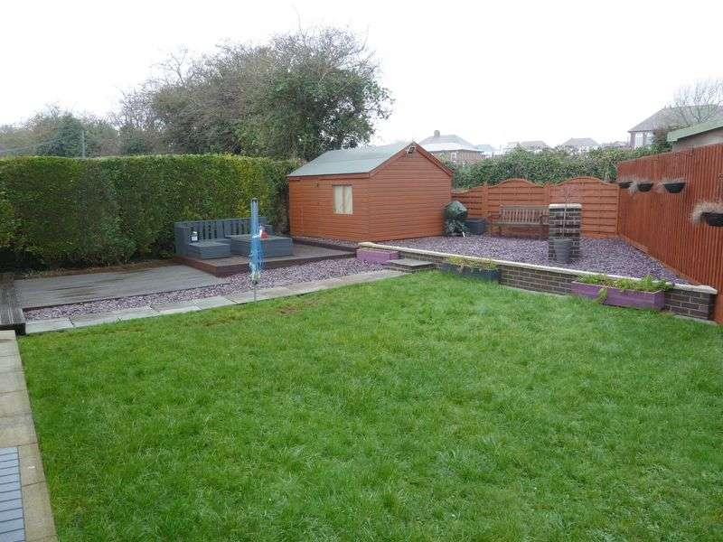 3 Bedrooms Semi Detached House for sale in South View RHOOSE